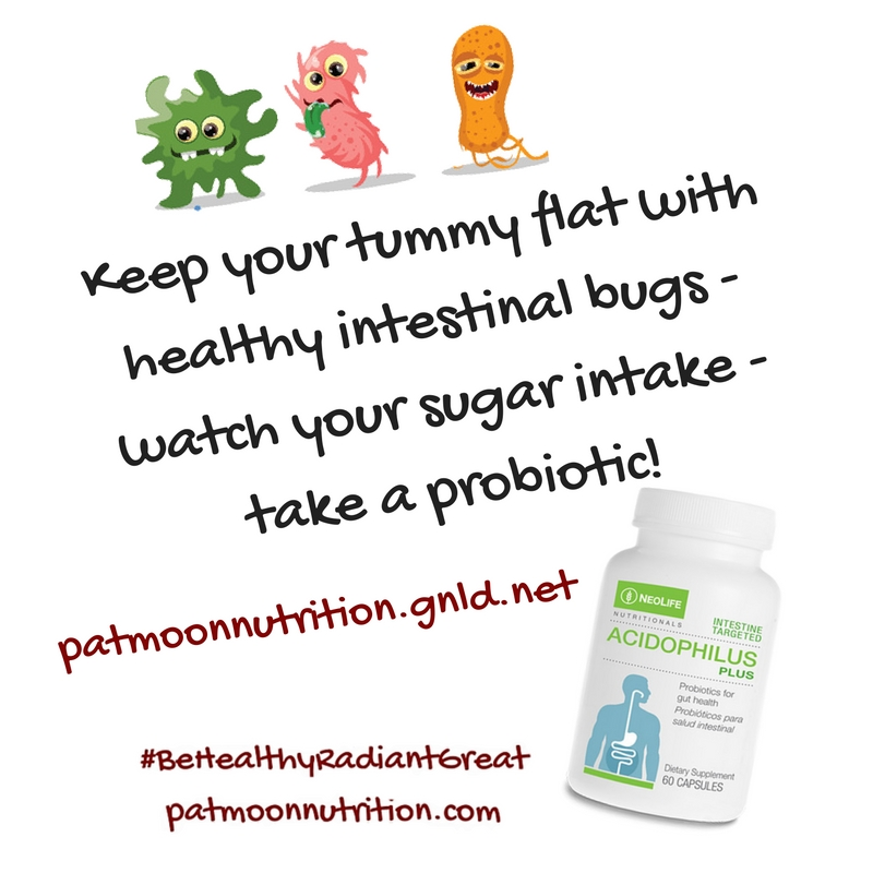 healthy intestinal bacteria
