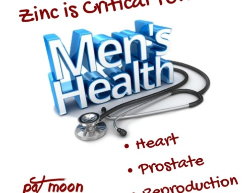 Zinc, Men… Heart, Prostate, And Reproduction Health